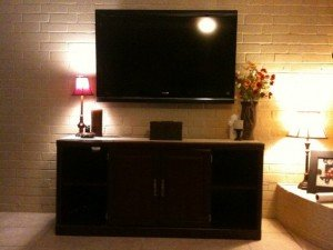 Flat Screen TV Installation League City