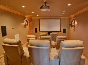 Home Theater Media Room League City